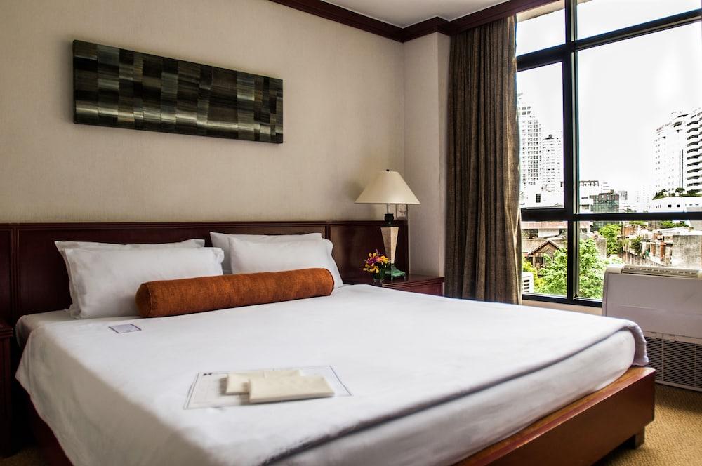 시티 로지 소이 9(City Lodge Soi 9) Hotel Image 4 - Guestroom