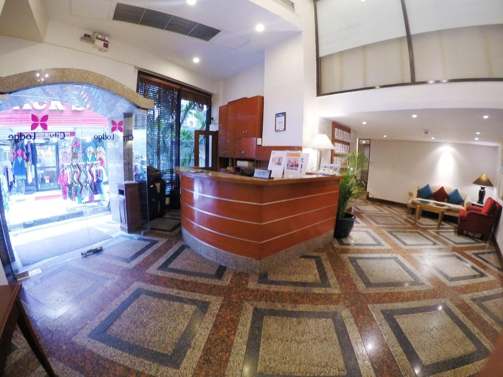 시티 로지 소이 9(City Lodge Soi 9) Hotel Image 20 - Reception