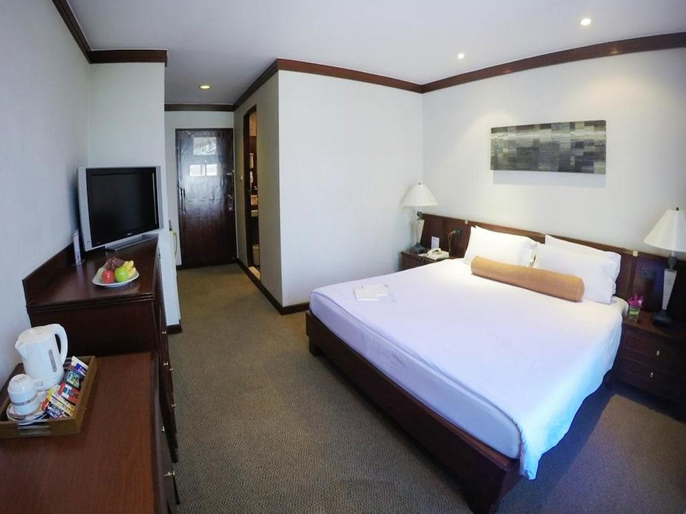 시티 로지 소이 9(City Lodge Soi 9) Hotel Image 13 - Guestroom