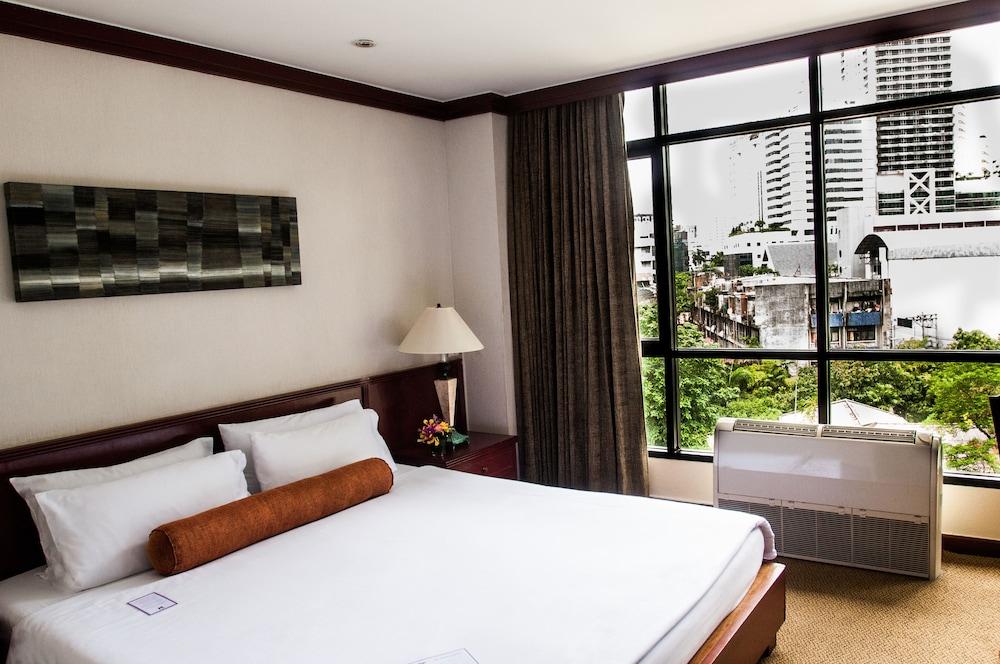 시티 로지 소이 9(City Lodge Soi 9) Hotel Image 14 - Guestroom