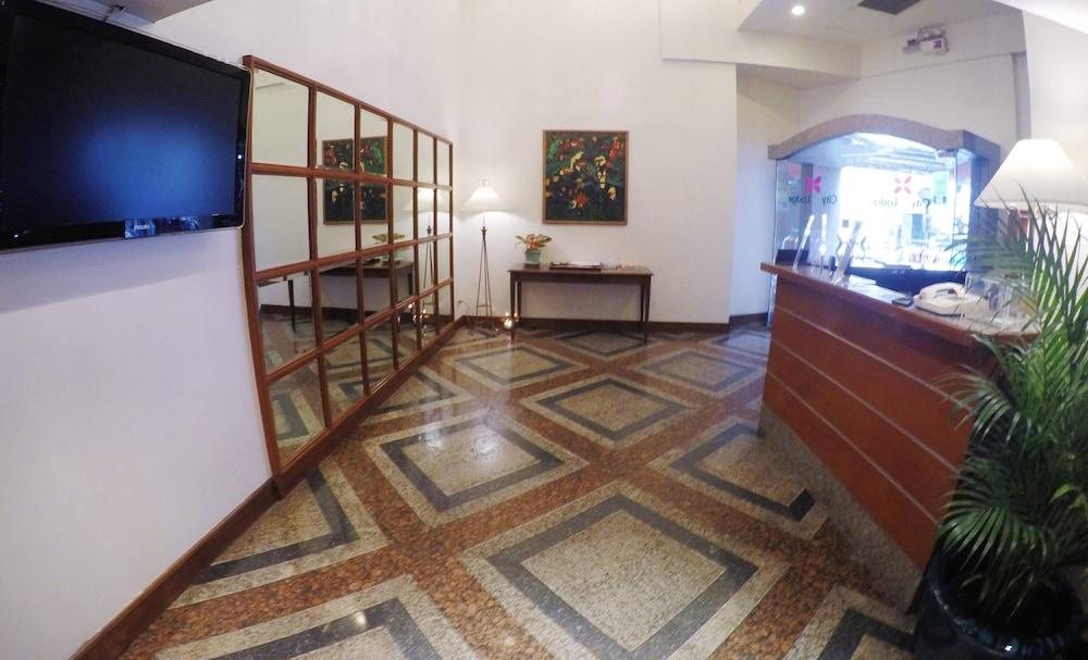 시티 로지 소이 9(City Lodge Soi 9) Hotel Image 2 - Lobby