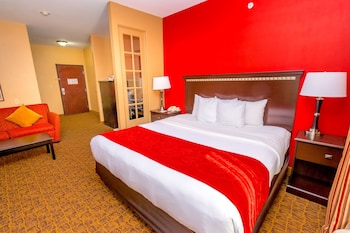 Hotel - Comfort Suites Pearland / South Houston