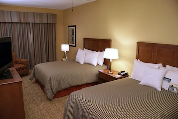 Guestroom at Homewood Suites by Hilton Phoenix Airport South in Phoenix