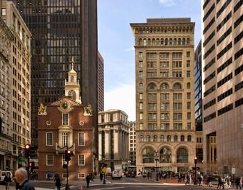 艾姆斯波士頓飯店 - 希爾頓 Curio 精選系列