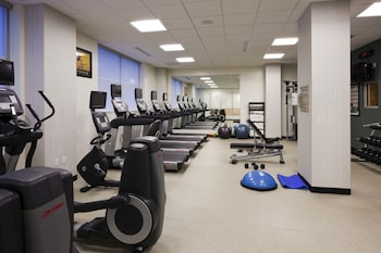 Courtyard by Marriott Indianapolis Downtown - Fitness Facility  - #0