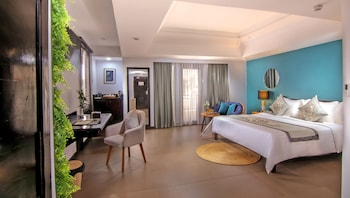 Junior Suite Double With Balcony