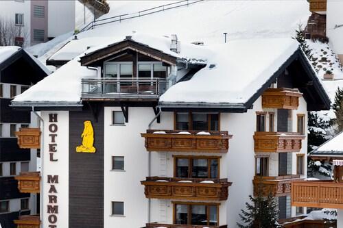 . Hotel Marmotte