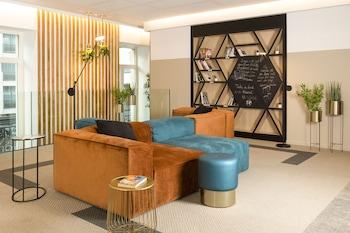 アパートホテル アダージョ ブリュッセル グラン プラス