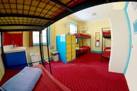 Shared Dormitory (Six Beds)