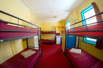 Shared Dormitory (Four Beds)