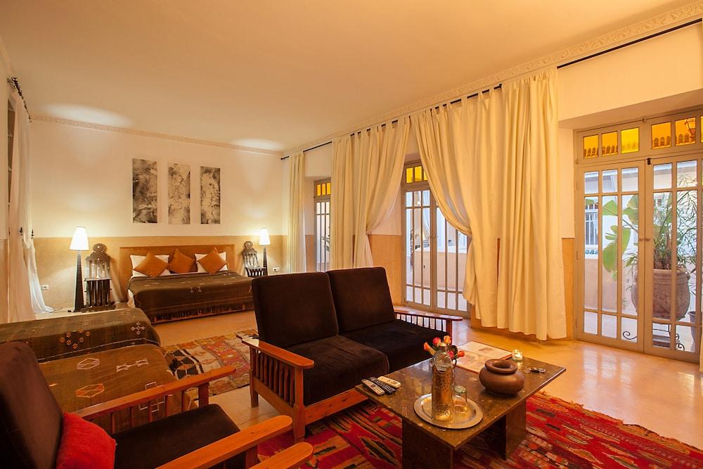 다르 라야 에프딜라(Dar Lalla F'Dila) Hotel Image 9 - Guestroom