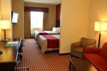 Standard Suite, 2 Queen Beds, Accessible, Non Smoking