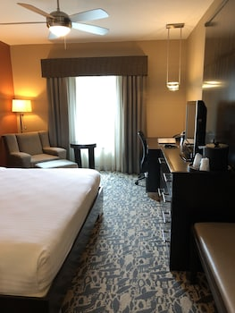 Guestroom at Holiday Inn Express & Suites North Dallas at Preston in Dallas