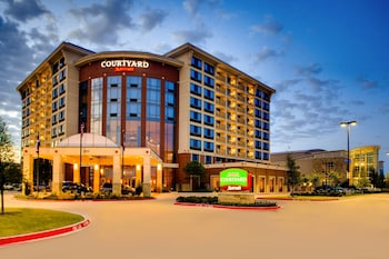 Hotel - Courtyard by Marriott Dallas Allen at Allen Event Center