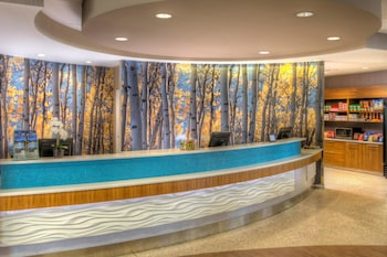 Hotel - SpringHill Suites Anchorage University Lake