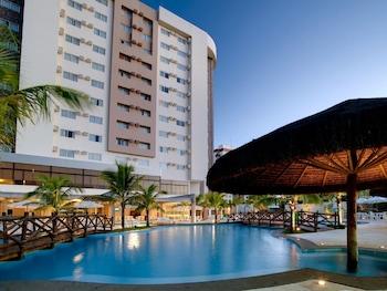 貝斯特韋斯特新卡爾達斯花園套房飯店 Best Western Suites Le Jardin Caldas Novas