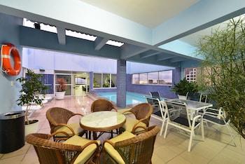 桑布拉海灘飯店 Sambura Praia Hotel