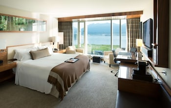 Stanley Park View Suite, 1 King Bed