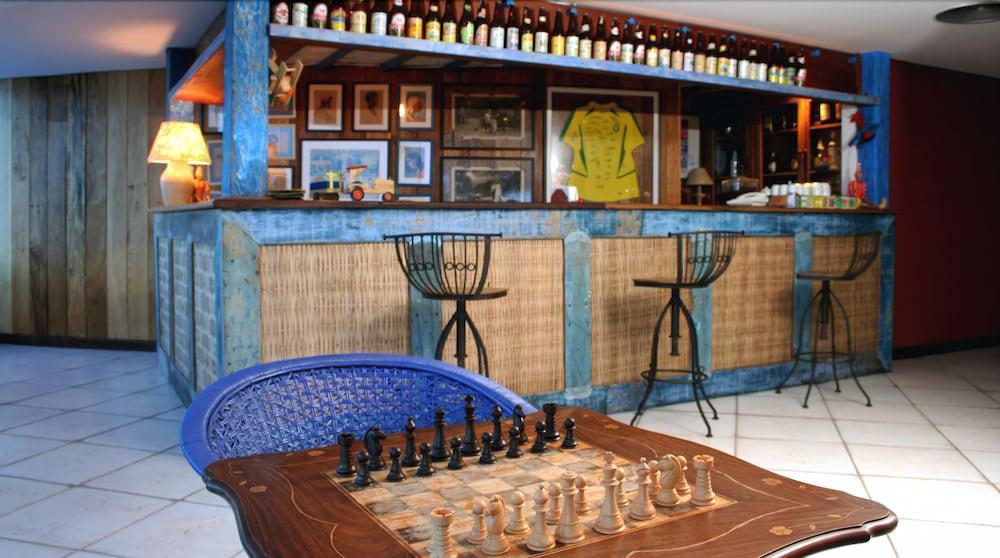 아라이알 다주다 에코 리조트(Arraial D'Ajuda Eco Resort) Hotel Image 18 - Hotel Bar