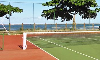 아라이알 다주다 에코 리조트(Arraial D'Ajuda Eco Resort) Hotel Image 13 - Tennis Court