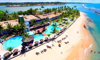 아라이알 다주다 에코 리조트(Arraial D'Ajuda Eco Resort) Hotel Image 32 - Aerial View