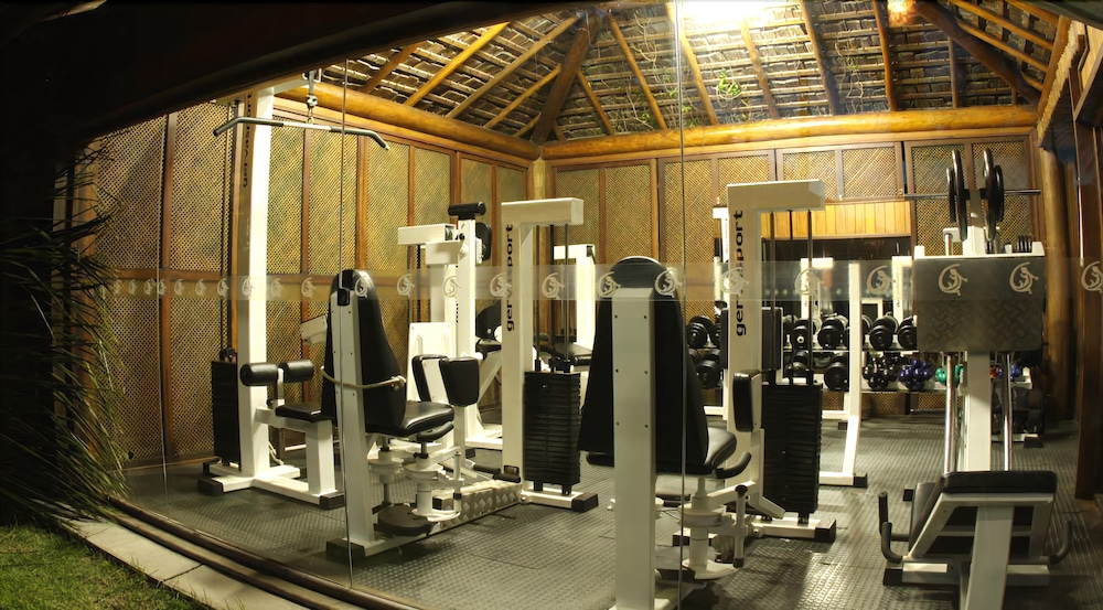 아라이알 다주다 에코 리조트(Arraial D'Ajuda Eco Resort) Hotel Image 11 - Fitness Facility