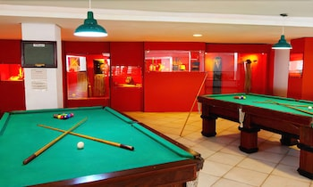 아라이알 다주다 에코 리조트(Arraial D'Ajuda Eco Resort) Hotel Image 15 - Billiards
