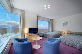 ツインルーム コーナー|30㎡|雫石プリンスホテル