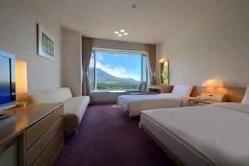 ツインルーム (B)|雫石プリンスホテル