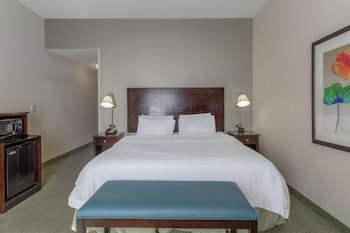 One King Bed, Non-Smoking, Roll In Shower