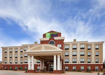 Hotel - Holiday Inn Express & Suites Guthrie