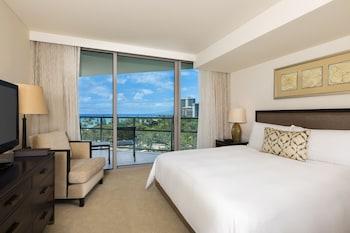Premium Suite, 1 Bedroom, Ocean View (Plus Den)