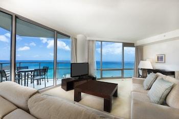 Premium Suite, 3 Bedrooms, Oceanfront
