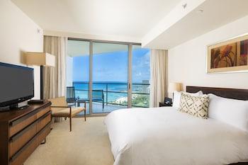 Premium Suite, 2 Bedrooms, Ocean View (Prime Ocean View + Den)