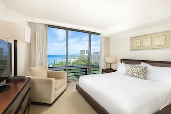 Deluxe Suite, 2 Bedrooms, Ocean View (Prime)