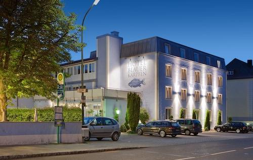 Hotel Blauer Karpfen, München