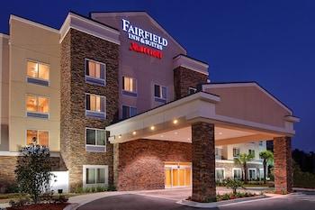 Hotel - Fairfield Inn & Suites Jacksonville West/Chaffee Point