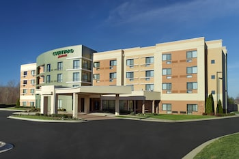Hotel - Courtyard by Marriott Clarksville