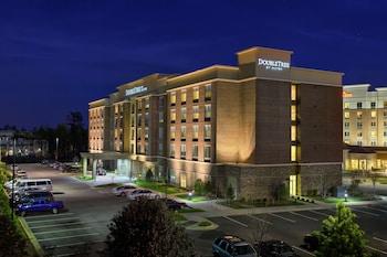 羅利卡里福朋喜來登飯店 DoubleTree by Hilton Hotel Raleigh-Cary