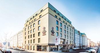 蘭卡爾貝斯特韋斯特普拉斯飯店 Best Western Plus Hotel LanzCarré