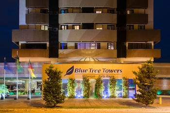 阿雷格里港千禧藍樹飯店 Blue Tree Towers Millenium Porto Alegre