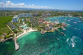Jpark Island Resort & Waterpark Cebu Aerial View