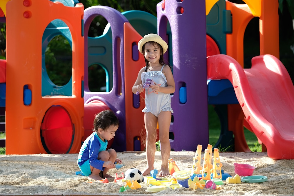 호텔이미지_Childrens Play Area - Outdoor