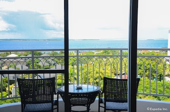 Jpark Island Resort & Waterpark Cebu Balcony