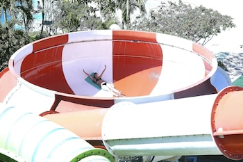 Jpark Island Resort & Waterpark Cebu Waterslide