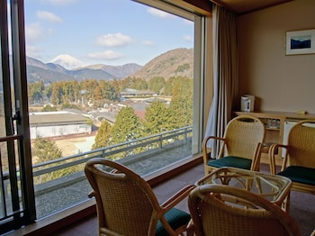 Japanese Style Room, Mt. Fuji and Lake View, Traditional Japanese Zen UME(14-day advance booking)
