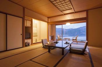 Japanese Style Room, Mt. Fuji and Lake View, Japanese Kaiseki TAKE