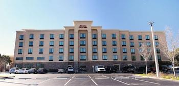 傑克遜維爾海灘大道馬約診所歡朋套房飯店 Hampton Inn & Suites Jacksonville - Beach Blvd/Mayo Clinic