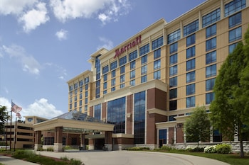 Hotel - Bloomington-Normal Marriott Hotel & Conference Center