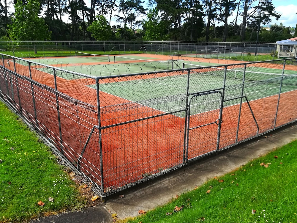 Tennis and Basketball Courts 26 of 95